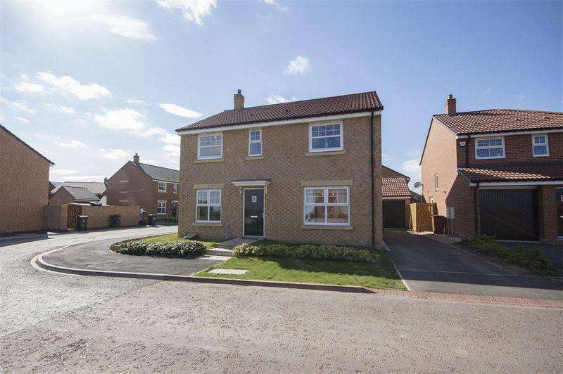 4 Bedrooms Detached House for sale in Corver Way, Benton, Newcastle Upon Tyne