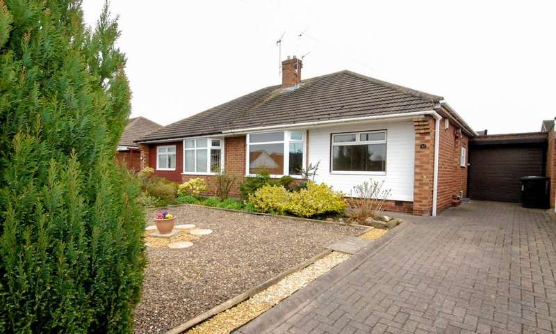 2 Bedrooms Bungalow for sale in Rayleigh Drive, Wideopen