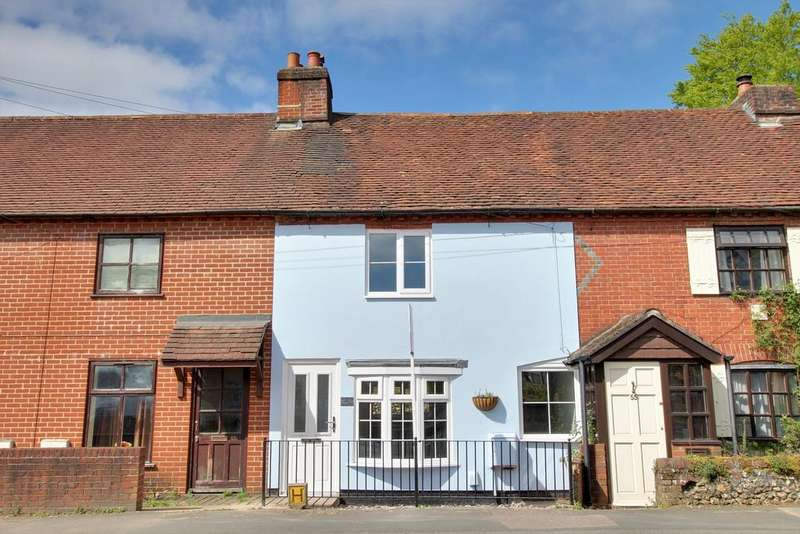 2 Bedrooms Terraced House for sale in HORNDEAN