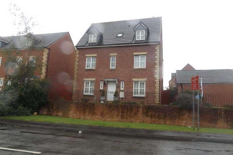 5 Bedrooms Detached House for sale in Porth Y Gar, Bynea, Llanelli, Carms