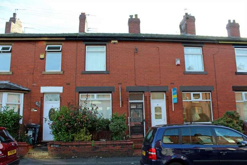 2 Bedrooms Terraced House for sale in Melling Road, Lees