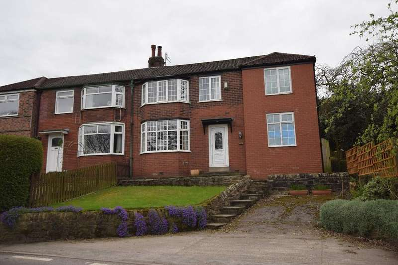 4 Bedrooms Semi Detached House for sale in New Mills Road, Hayfield, High Peak