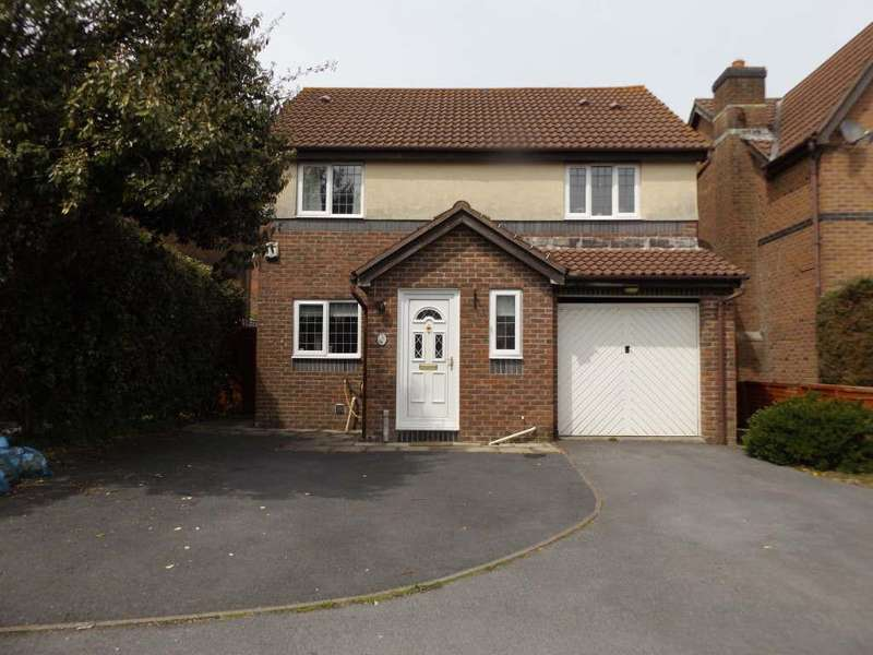 4 Bedrooms Detached House for sale in Dol Helyg, Pembrey, Pembrey, Carms