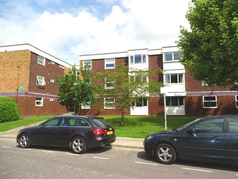 1 Bedroom Flat for sale in Downland Court, Somerstown