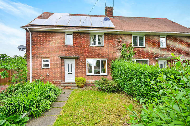 3 Bedrooms Semi Detached House for sale in Chewton Street, Eastwood, Nottingham, NG16