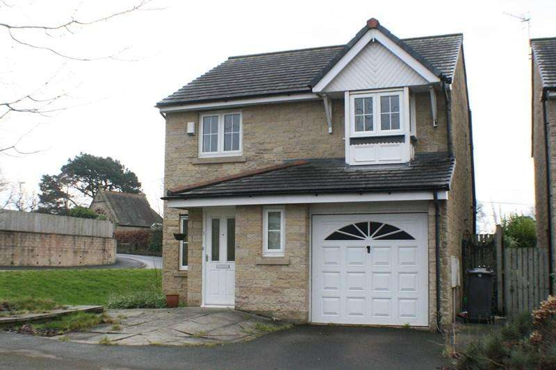 3 Bedrooms Detached House for sale in Viscount Drive, Highgrove, Lancaster