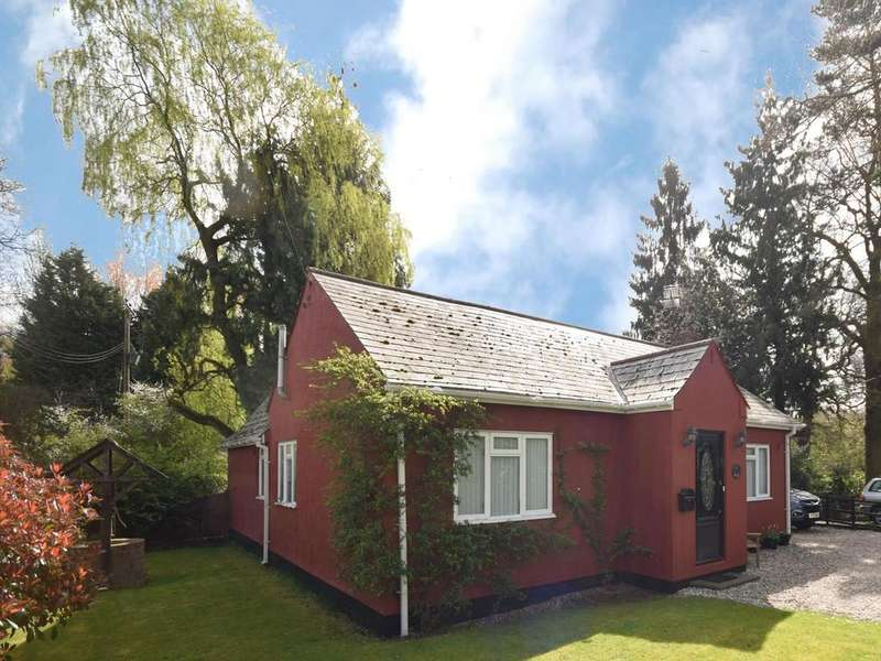 4 Bedrooms Detached Bungalow for sale in North Hall Road, Quendon, Saffron Walden, Essex, CB11