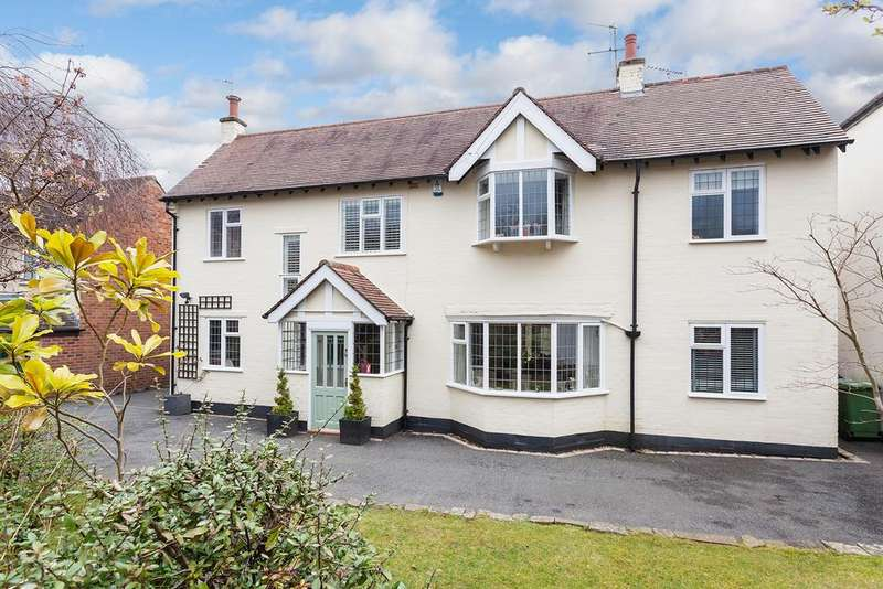 4 Bedrooms Detached House for sale in Bollin Way, Prestbury