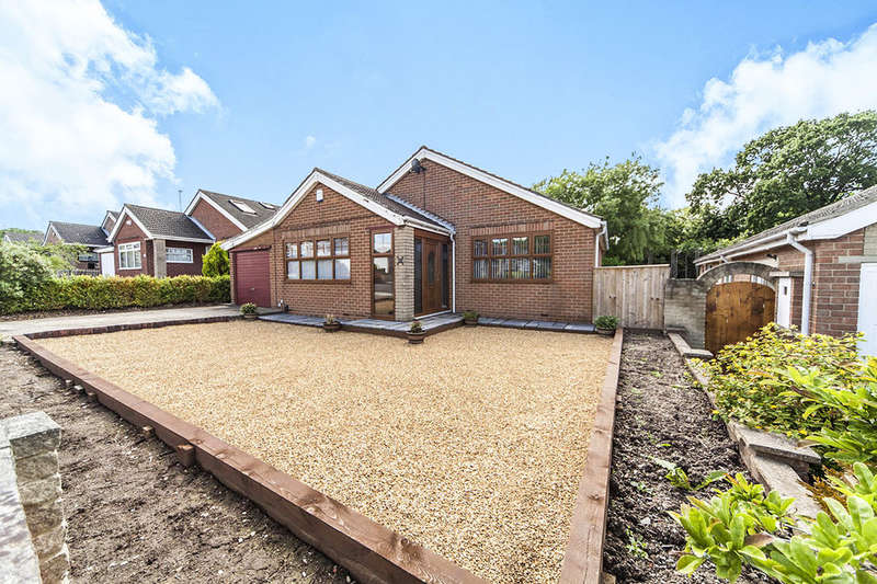4 Bedrooms Detached Bungalow for sale in Hampstead Road, Middlesbrough, TS6