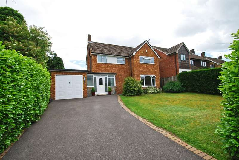 3 Bedrooms Detached House for sale in Crabtree Close, Beaconsfield, HP9
