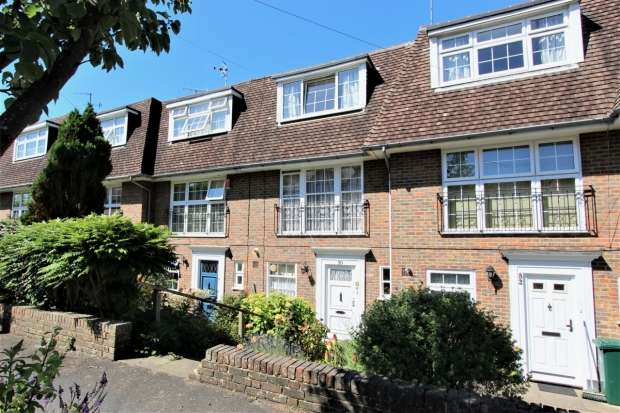 4 Bedrooms Terraced House for sale in Cornwall Gardens Preston Park Brighton