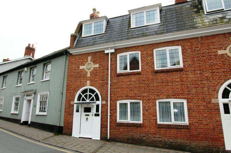 4 Bedrooms Terraced House for sale in PATERNOSTER ROW, OTTERY ST MARY