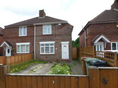 2 Bedrooms Semi Detached House for sale in Ogley Crescent, Walsall, West Midlands, .