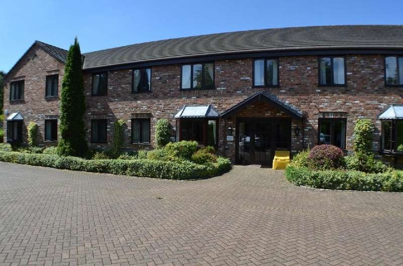 2 Bedrooms Retirement Property for sale in Sandringham Court, Holmes Chapel