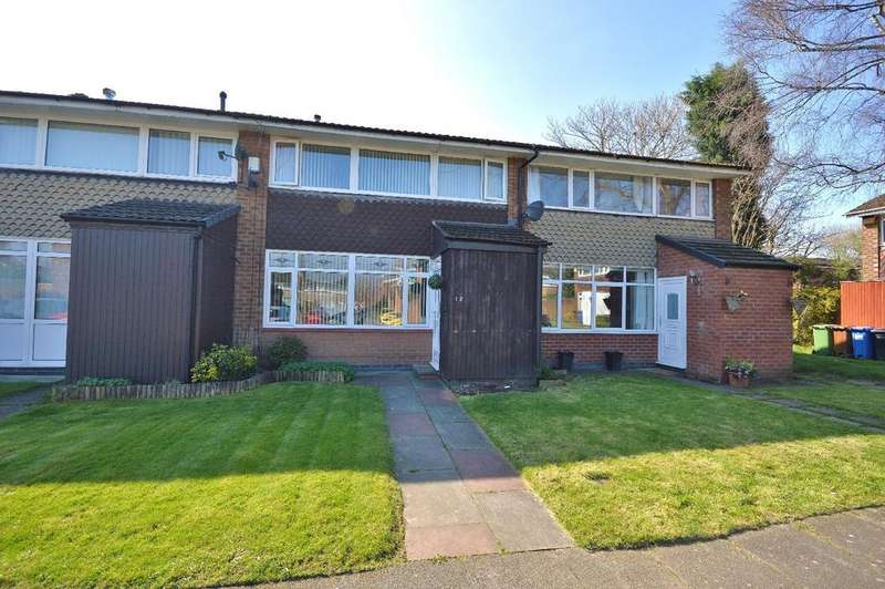 3 Bedrooms Mews House for sale in The Square, Heaton Norris