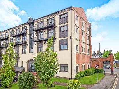 2 Bedrooms Flat for sale in Turneys Court, Nottingham, Nottinghamshire