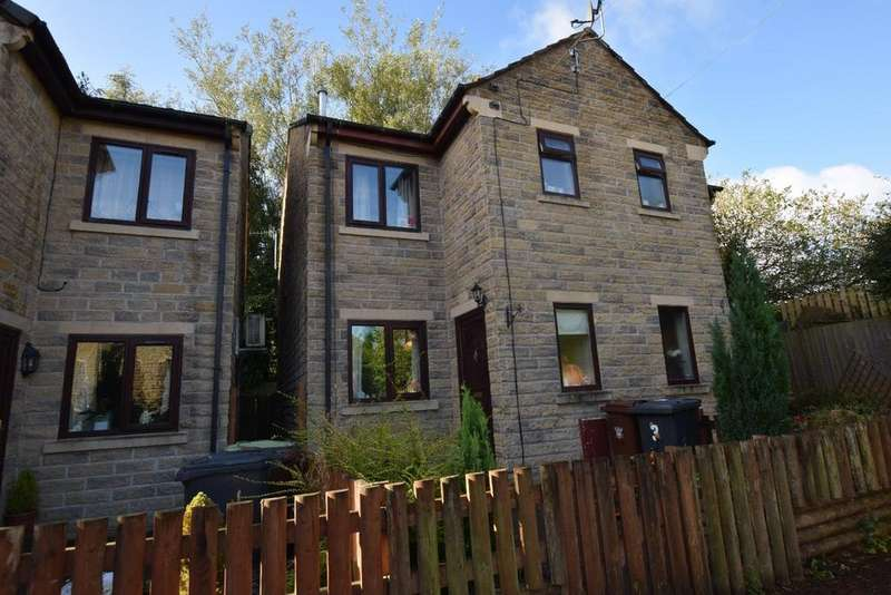 3 Bedrooms Mews House for sale in Taxal Mews, Whaley Bridge