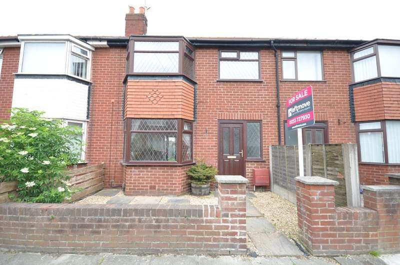 3 Bedrooms Terraced House for sale in Harold Avenue, South Shore, Blackpool, Lancashire, FY4 5HG