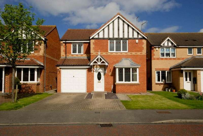 4 Bedrooms Detached House for sale in Meadow Rise, Gateshead
