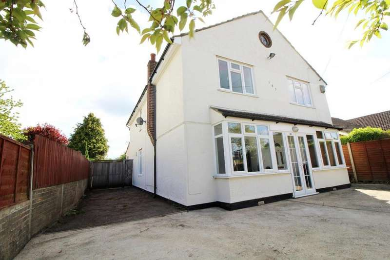 4 Bedrooms Detached House for sale in Halstead Road, Stanway, Colchester, Essex, CO3