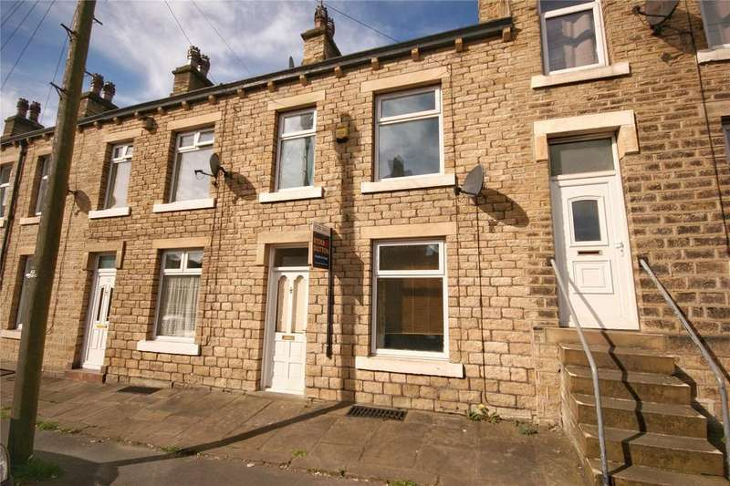 2 Bedrooms Terraced House for sale in Lipscomb Street, Milnsbridge, Huddersfield, West Yorkshire, HD3