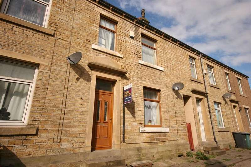 2 Bedrooms Terraced House for sale in Barlbrough Place, Milnsbridge, Huddersfield, West Yorkshire, HD3