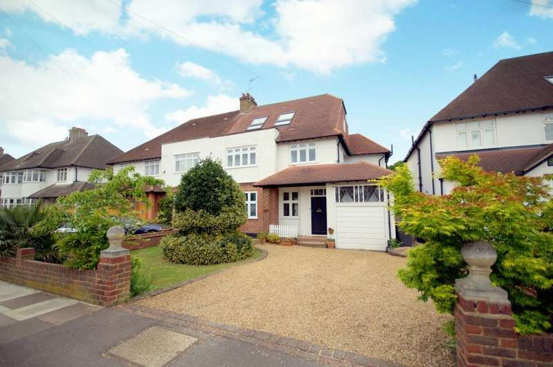 6 Bedrooms Semi Detached House for sale in Christchurch Area