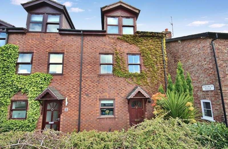 3 Bedrooms Mews House for sale in Chapel Mews, Wilmslow
