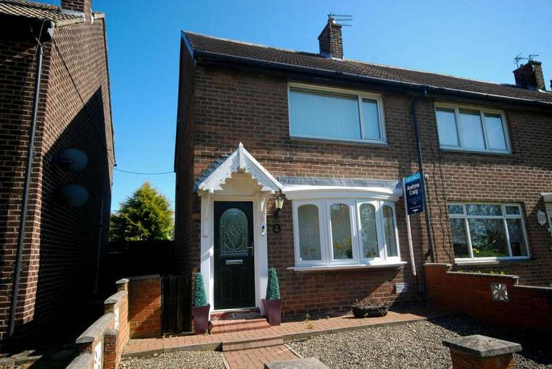 2 Bedrooms Terraced House for sale in Manorway, Jarrow
