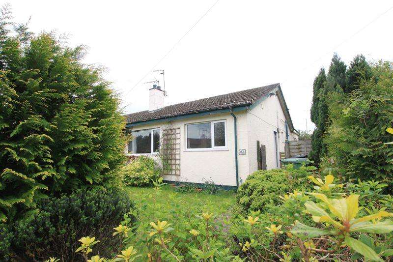 2 Bedrooms Semi Detached Bungalow for sale in Brynsiencyn, Anglesey