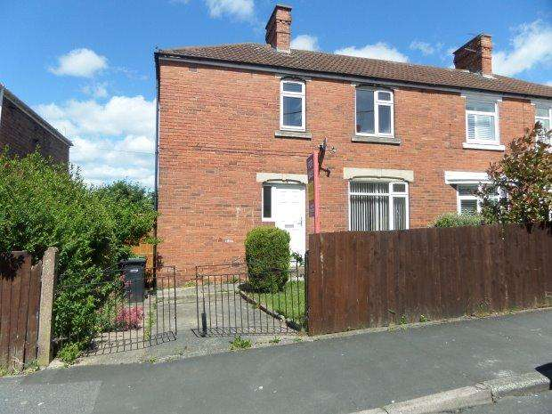 3 Bedrooms Semi Detached House for sale in CEDAR TERRACE, WEST CORNFORTH, SEDGEFIELD DISTRICT