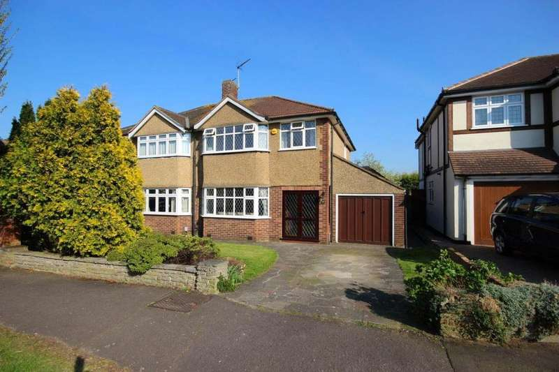 3 Bedrooms House for sale in Purlieu Way, Theydon Bois CM16