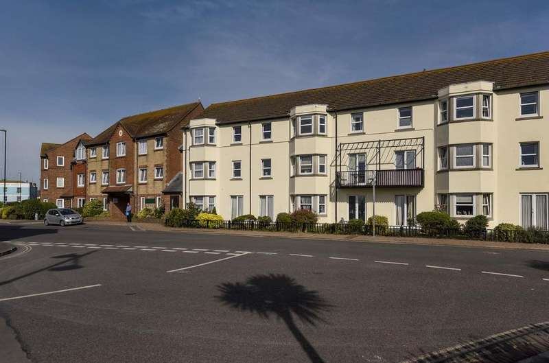 1 Bedroom Retirement Property for sale in Seaward Court, West Street, Bognor Regis, PO21