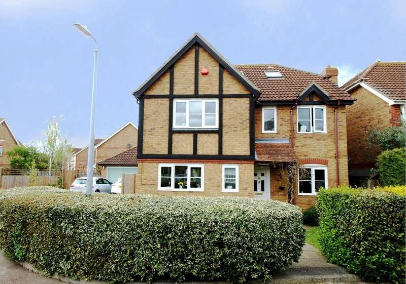 6 Bedrooms Detached House for sale in Mercury Close, Colchester, CO2 9RJ