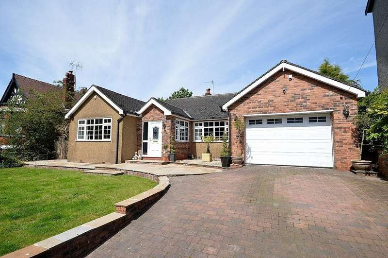 4 Bedrooms Bungalow for sale in Higham Lane, Werneth Low