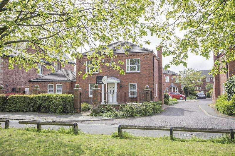 4 Bedrooms Detached House for sale in Whitehouse Mews, Wallsend