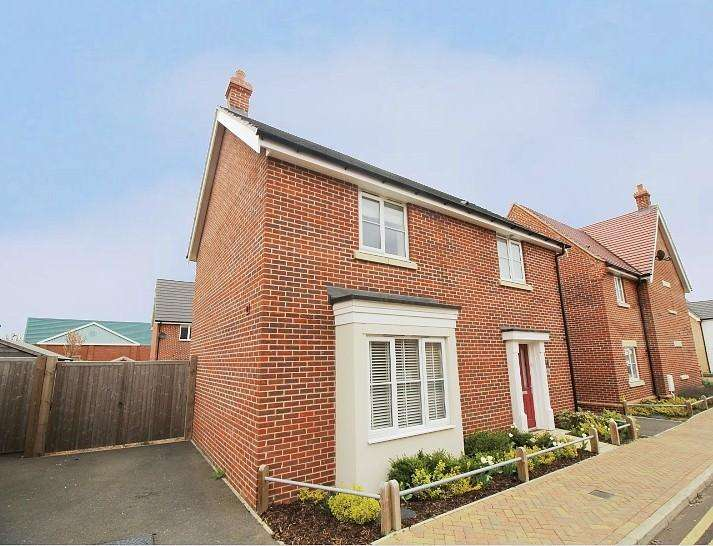 3 Bedrooms Detached House for sale in Saw Mill Road, Colchester, Essex, CO1