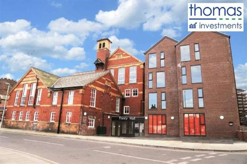 1 Bedroom Apartment Flat for sale in Trinity Hall, Chester City