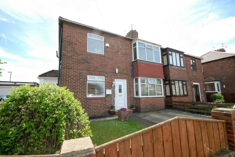 2 Bedrooms Flat for sale in Alfred Street, Hebburn