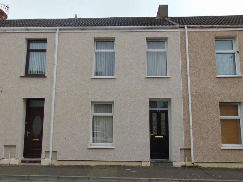 2 Bedrooms Terraced House for sale in Robinson Street, Llanelli Town Centre, Llanelil, Carms
