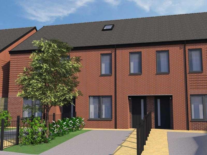 4 Bedrooms Terraced House for sale in Plot 15 Primrose Bank, 47 Primrose Bank, Coppice, Oldham, OL8