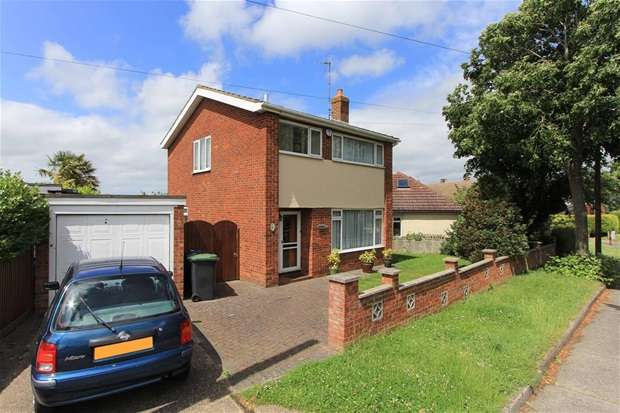 3 Bedrooms Detached House for sale in Linden Avenue, Whitstable