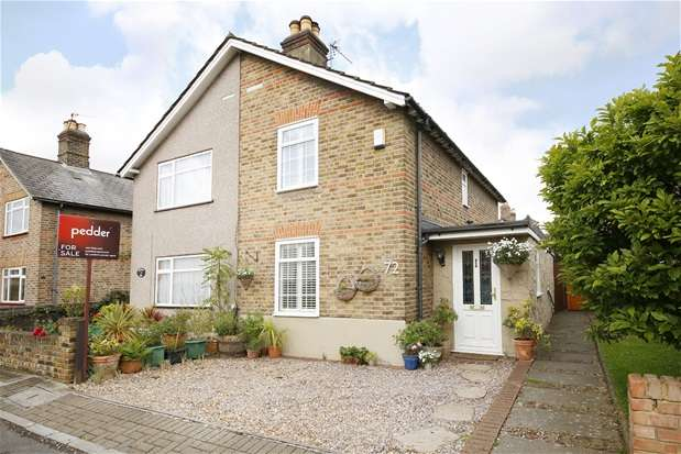 3 Bedrooms Semi Detached House for sale in Edward Road, Penge
