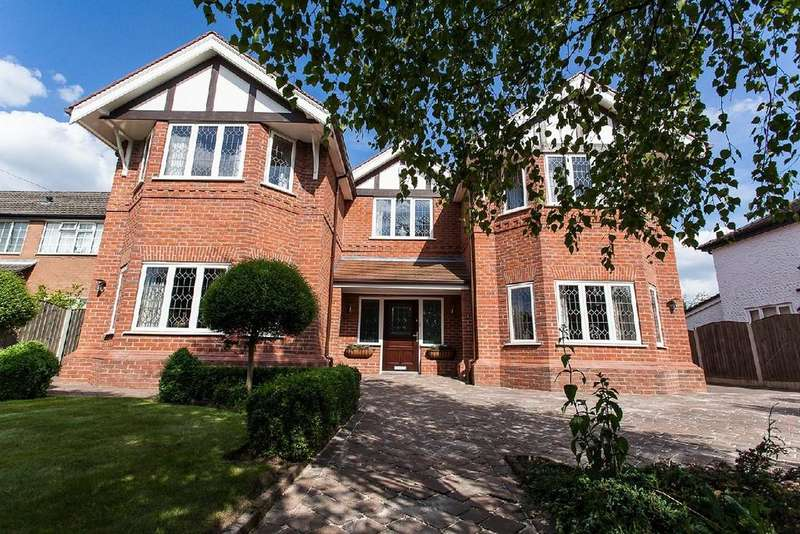 6 Bedrooms Detached House for sale in Saint Michael's Avenue, Bramhall,