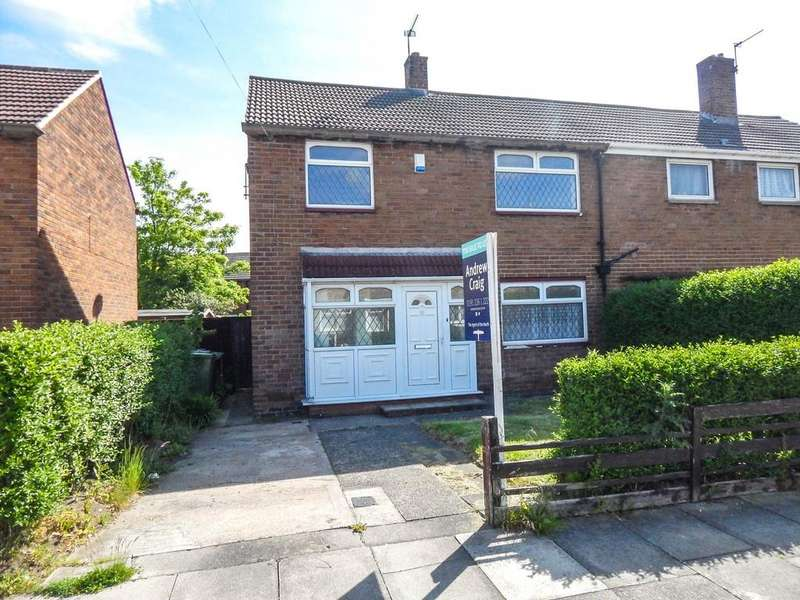 3 Bedrooms Semi Detached House for sale in Moreland Road, South Shields