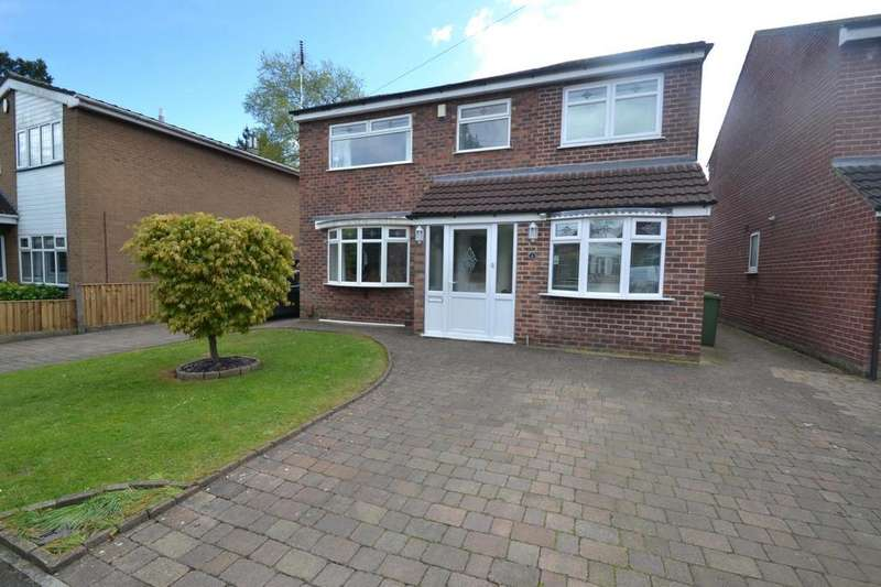 5 Bedrooms Detached House for sale in Milton Drive, Sale