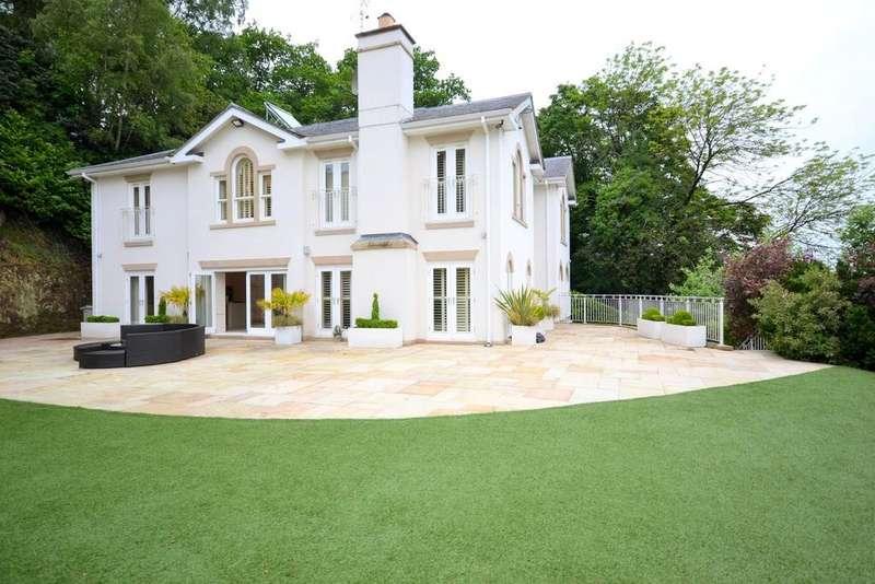 5 Bedrooms Detached House for rent in Mottram Road, Alderley Edge