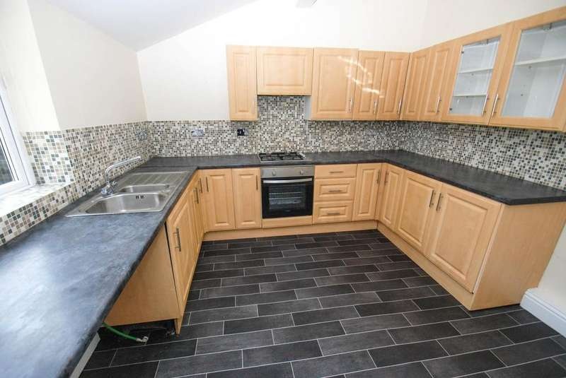 3 Bedrooms Terraced House for sale in Wadham Terrace, South Shields