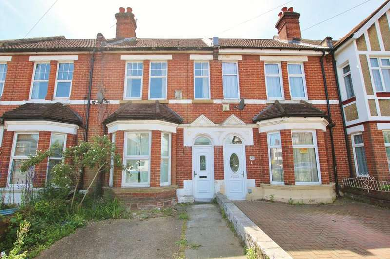 4 Bedrooms Terraced House for sale in Shirley, Southampton