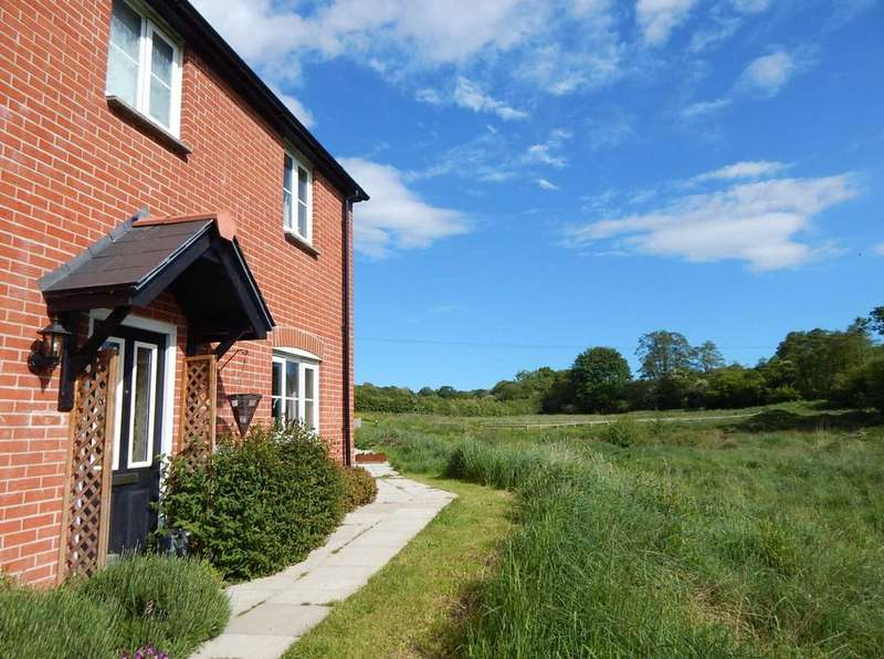 3 Bedrooms Detached House for sale in Three Acre Close, Axminster, Devon